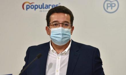 """El PP vaticina un mal futuro para los extremeños con el """"dúo tóxico Sánchez-Iglesias"""""""