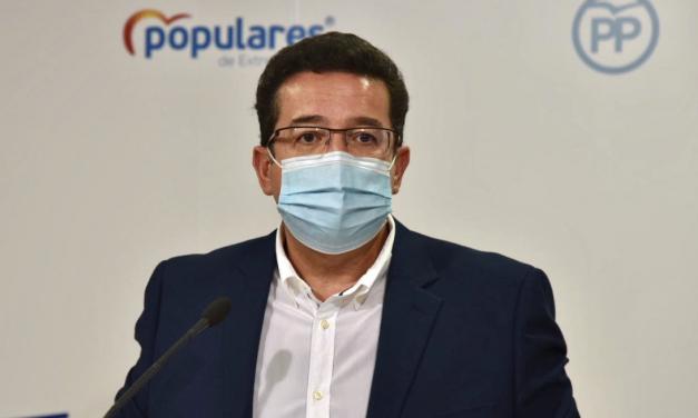 El PP vaticina un mal futuro para los extremeños con el «dúo tóxico Sánchez-Iglesias»