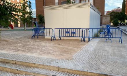 El PSOE de Badajoz pide «terminar de una vez» la plaza de Santa Marta