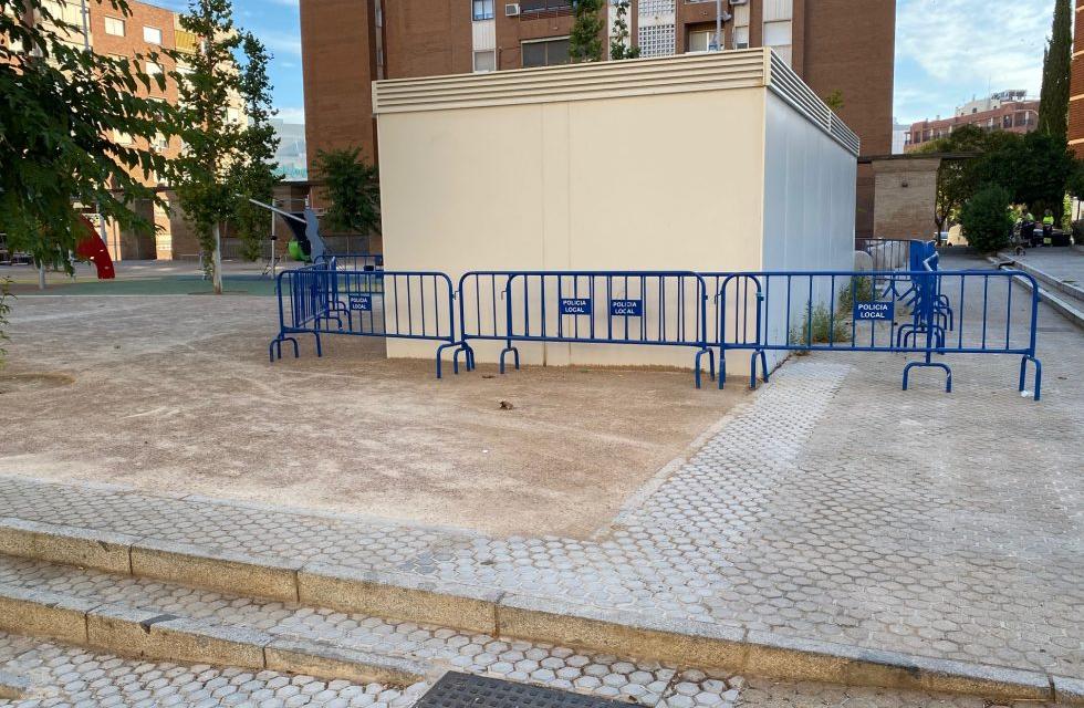 """El PSOE de Badajoz pide """"terminar de una vez"""" la plaza de Santa Marta"""