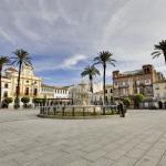 Mérida Plaza de España