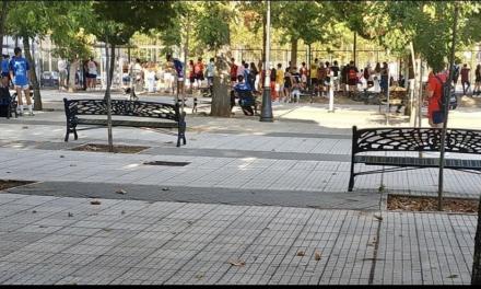 Cáceres clausura las pistas deportivas de Moctezuma por el incumplimiento de las normas Covid