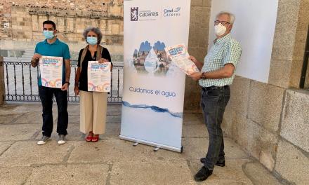 Torneos y talleres deportivos para disfrutar de los últimos días de agosto en Cáceres