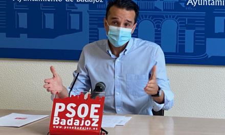 El PSOE de Badajoz teme que el presupuesto municipal no se apruebe hasta septiembre