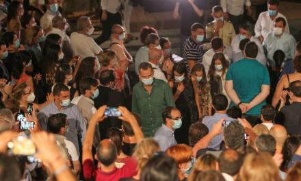 Los actos multitudinarios no podrán superar las 500 personas y el ocio podrá abrir sus terrazas