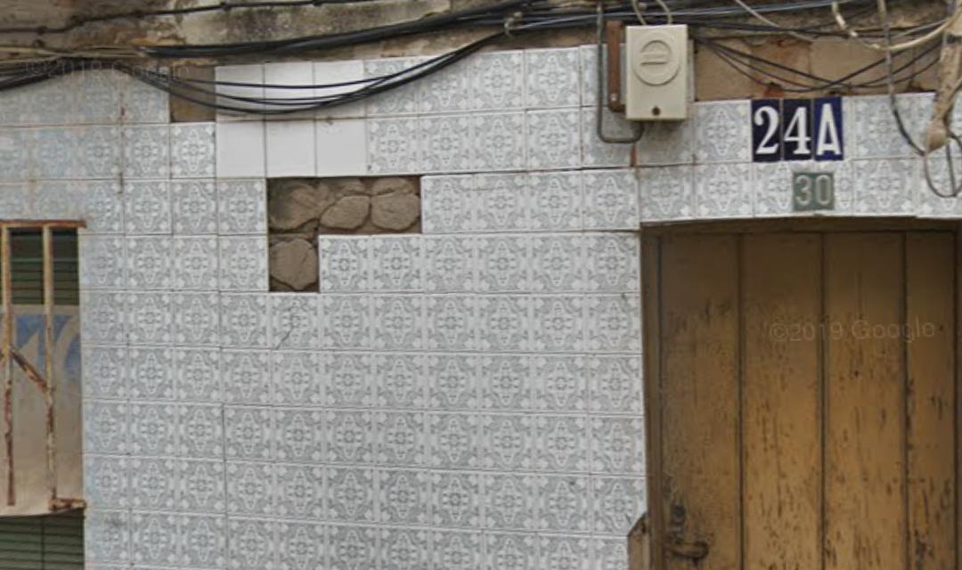 Se derrumba una vivienda en Badajoz sin que haya que lamentar daños personales
