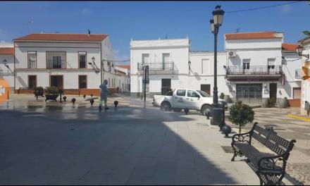 Calera de León pide que se eviten las salidas y entradas al pueblo por el brote de Covid