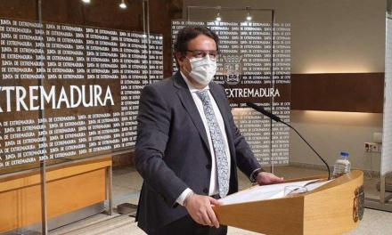 Vergeles anuncia que serán contundentes en el geriátrico de Castuera tras el positivo de un usuario