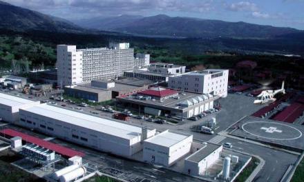 Trasladados al Hospital Virgen del Puerto tres heridos en una colisión