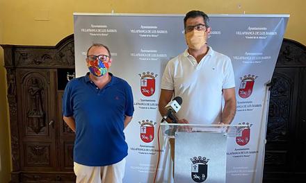 Villafranca suspende los actos públicos y cierra los parques infantiles por los casos de Covid
