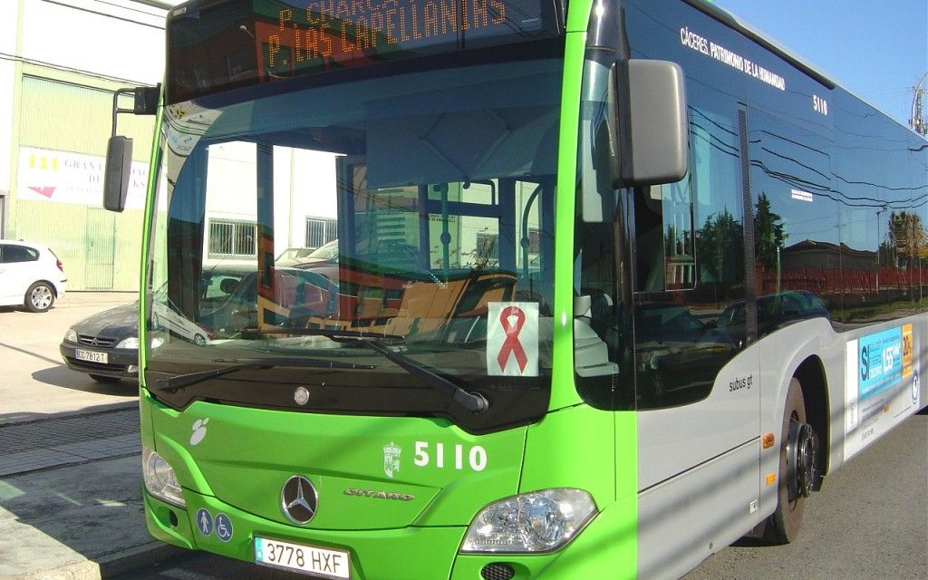Cáceres ampliará el servicio de autobuses al campus universitario