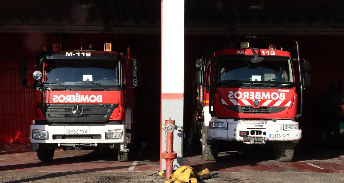 Cierran el parque de bomberos de Villafranca para cubrir las bajas por Covid del de Almendralejo