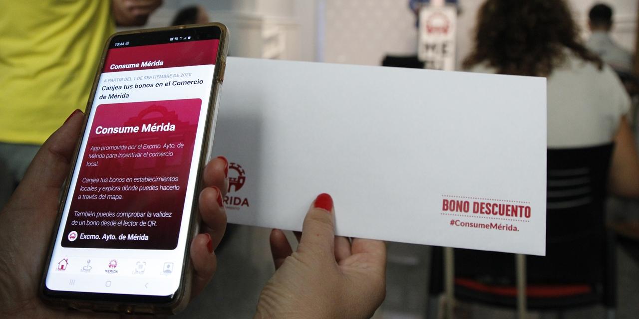 Los vecinos de Mérida podrán disfrutar de descuentos en más de 200 establecimientos