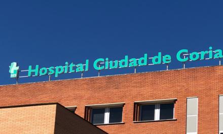 Un paciente positivo por Covid está ingresado en el Hospital Ciudad de Coria