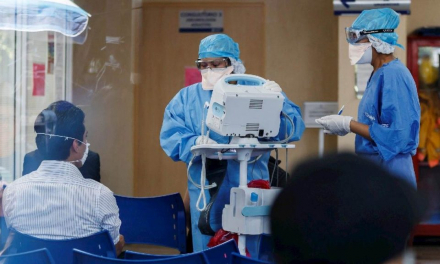 Seis pacientes permanecen ingresados por Covid en el Hospital de Navalmoral