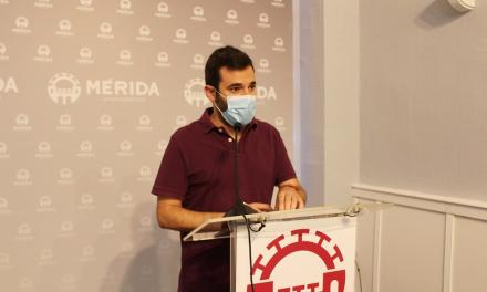 Más de una veintena de entidades deportivas de Mérida recibirán ayudas de hasta 3.000 euros