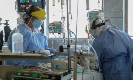 Badajoz, con 38 pacientes, es el área de salud con más hospitalizados por coronavirus