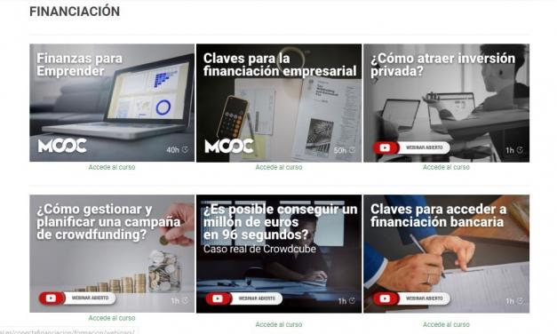 Extremadura ofrece material online para emprender y modernizar negocios