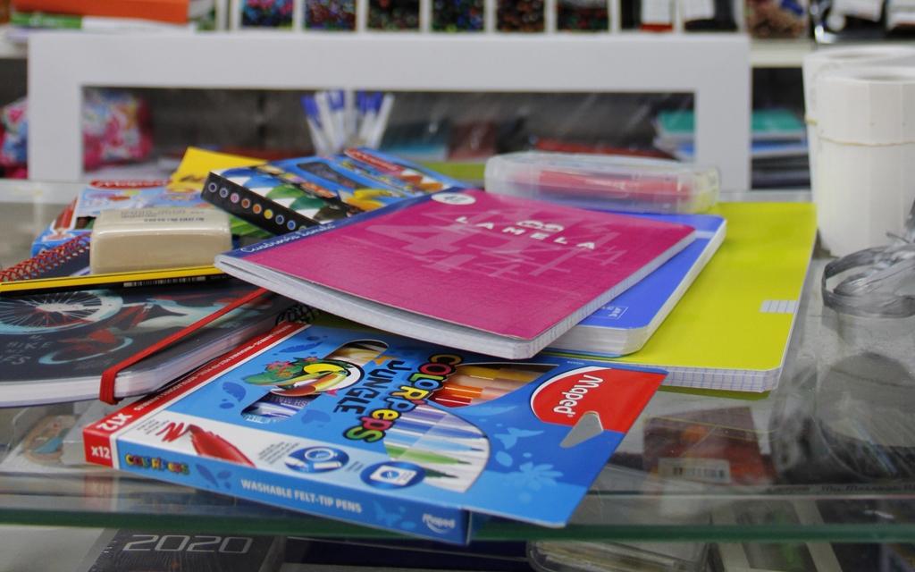 Un total de 450 familias de Mérida solicita ayudas para material escolar