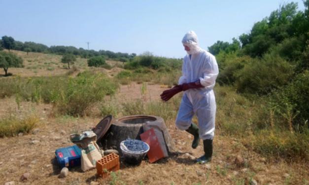 Más de cien espacios urbanos de la provincia de Cáceres no depuran sus aguas residuales