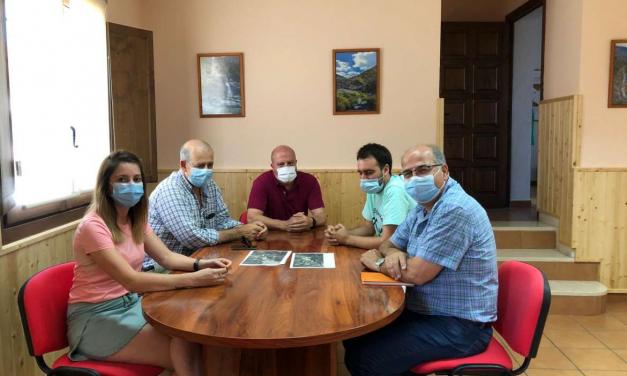 La Junta comprueba los trabajos en materia forestal que se ejecutan en Las Hurdes