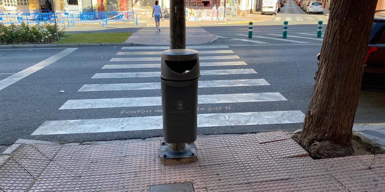 Cabezas pide la retirada de mobiliario deteriorado en Badajoz