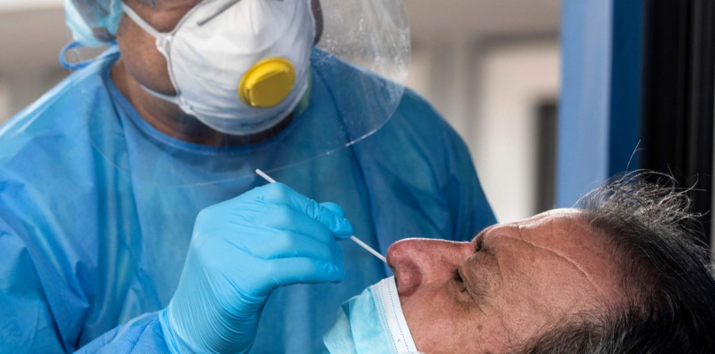 Clases cerradas, 44 hospitalizados y 43 nuevos contagios de Covid en Llerena-Zafra