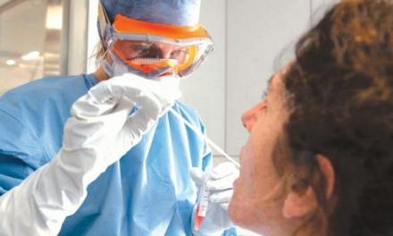 Preocupante situación en Holguera con 640 habitantes y 23 contagios activos