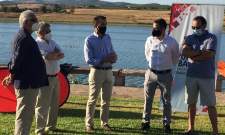 La Diputación de Badajoz impulsa la navegación de vela a través de actividades prácticas