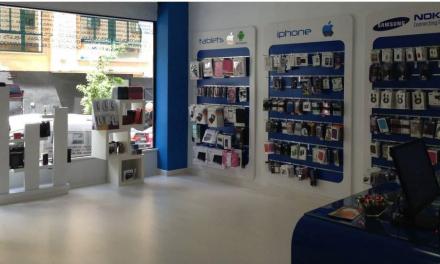 Detenido un joven de 20 años por robar en una tienda de telefonía de Badajoz