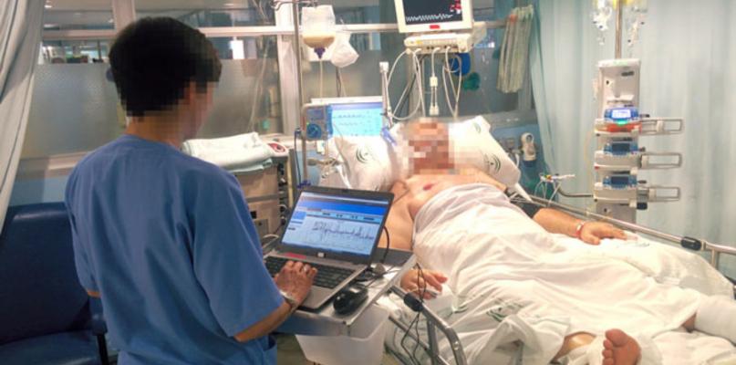 Requieren hospitalización 47 personas por Covid en Extremadura y nueve están en la UCI