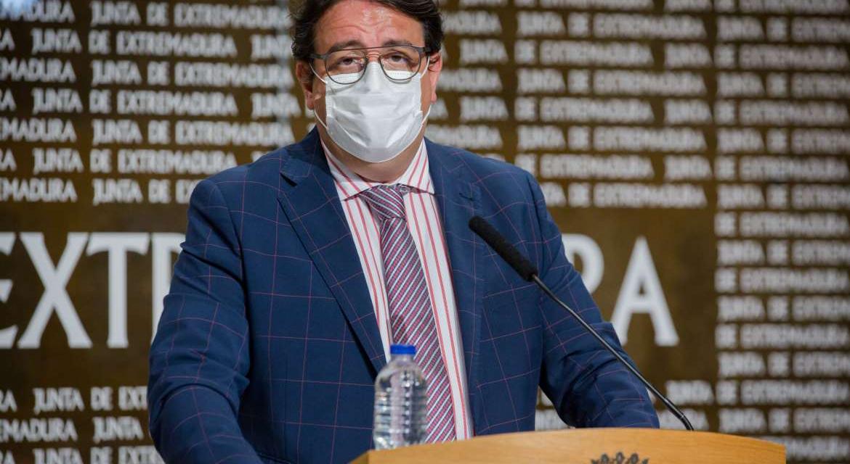 Los datos oficiales confirman que no hay transmisión comunitaria descontrolada de Covid en Extremadura