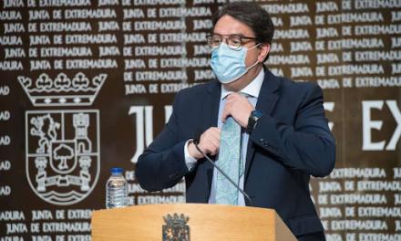 Fin al cierre de Almendralejo y Cabezuela, y sigue el de Usagre, Fuenlabrada y Jarandilla