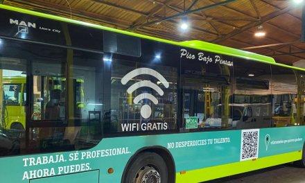 El comité del transporte al campus valora la fluidez de los autobuses