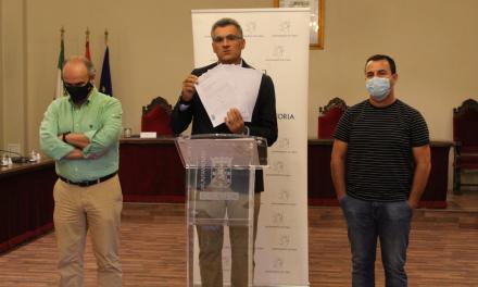 Ballestero pide la dimisión de los socialistas Jesús Seco, Juan Pedro Moreno y Héctor Lisero