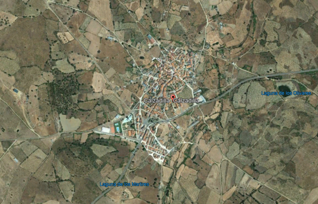 Muere una mujer en Calzadilla tras derrumbarse un tejado a causa del temporal
