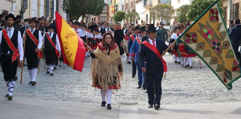 El Carnaval de Ánimas de Villar del Pedroso se convierte en Fiesta de Interés Turístico Regional