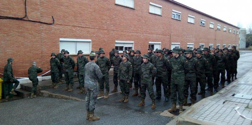 Dos alumnos del Cefot de Cáceres dan positivo por Covid