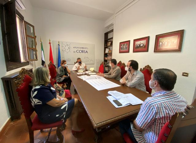 La Cofradía de San Cristóbal de Coria quiere crear una escuela de educación vial