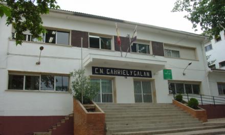 El Gabriel y Galán de Cáceres inicia el curso con un positivo por Covid y la ausencia de alumnos