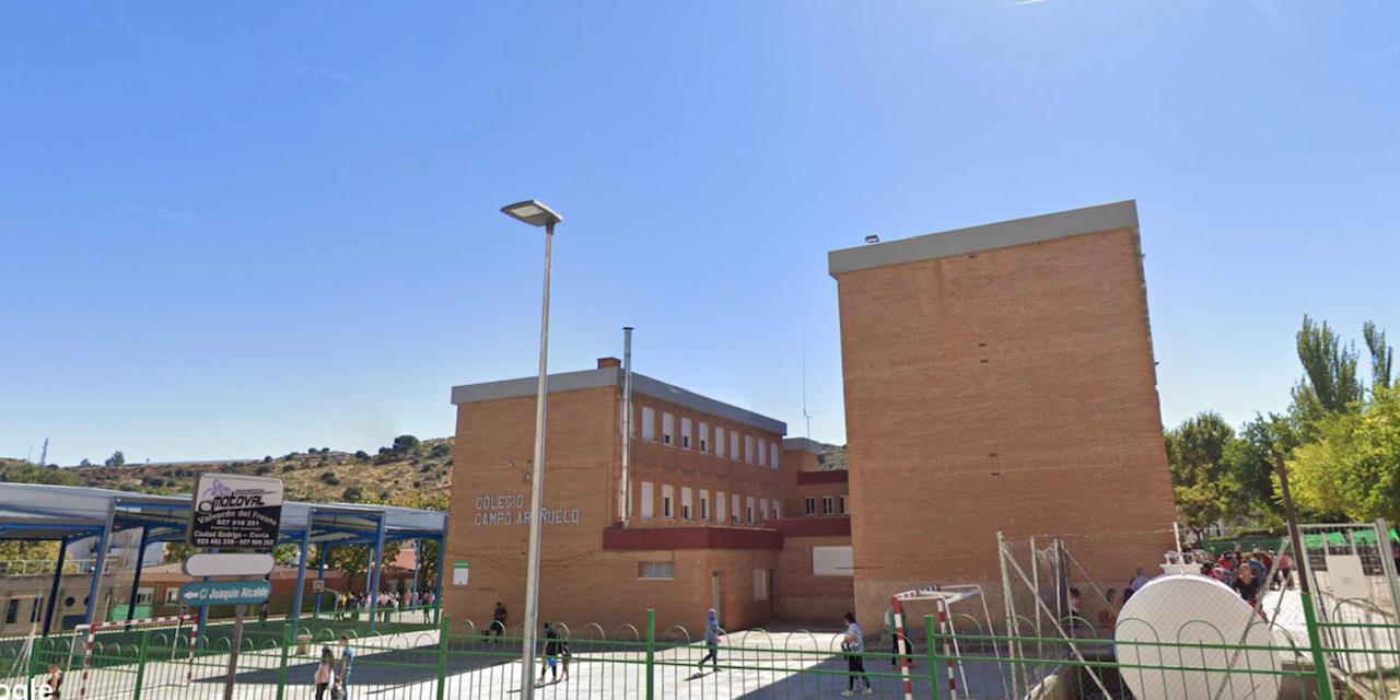 El PP pide que cierre el colegio Campo Arañuelo de Navalmoral tras un positivo de Covid