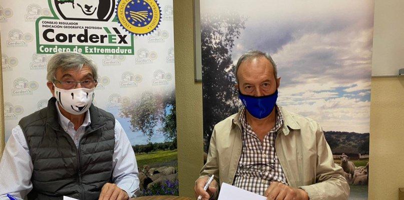 Corderex y Casat impulsan el consumo de carne de cordero de Extemadura