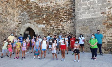 Más de 1.200 personas visitan el museo de Olivenza en agosto