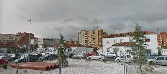 """Vox solicita al Ayuntamiento de Badajoz que """"adecente"""" la Plaza de las Navas de Tolosa"""