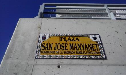 Herido un varón de 66 años tras sufrir un accidente de trafico en una plaza de Badajoz