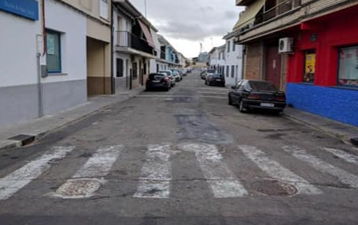 Moraleja licita la sustitución de infraestructuras hidráulicas en dos zonas del casco urbano
