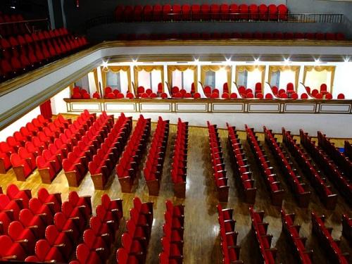 El Teatro Alkázar prepara actuaciones con aforo limitado