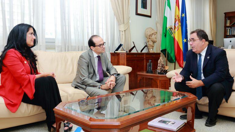 El cónsul general de Marruecos en Sevilla pide un encuentro con el alcalde de Talayuela