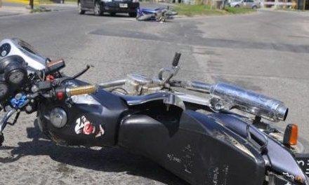 Herido de gravedad el conductor de una moto en un accidente ocurrido en Don Benito