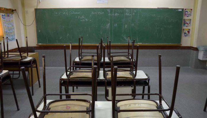 La Junta pone en cuarentena cuatro nuevas aulas en Extremadura por Covid-19